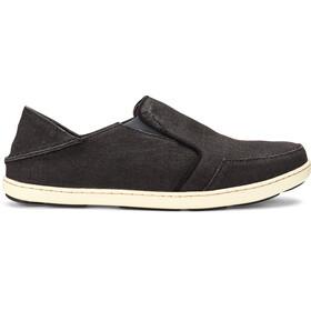 OluKai Nohea Lole Shoes Men Black/Dark shadow